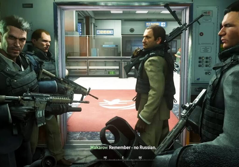 Sony Russia Refuses To Release Cod Modern Warfare 2 Remastered