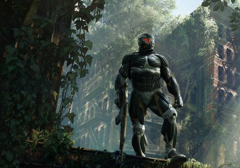 Crytek publishes Crysis Remastered tech trailer preview 1