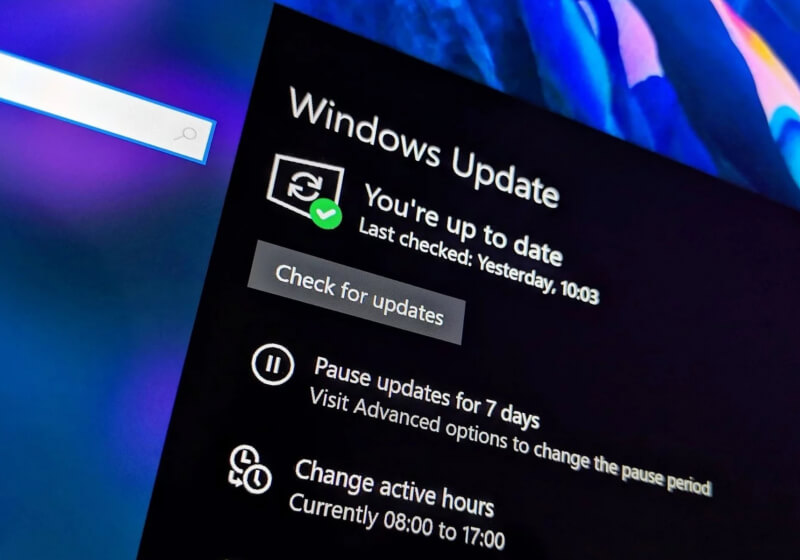 Microsoft begins rolling out the Windows 10 May 2021 Update