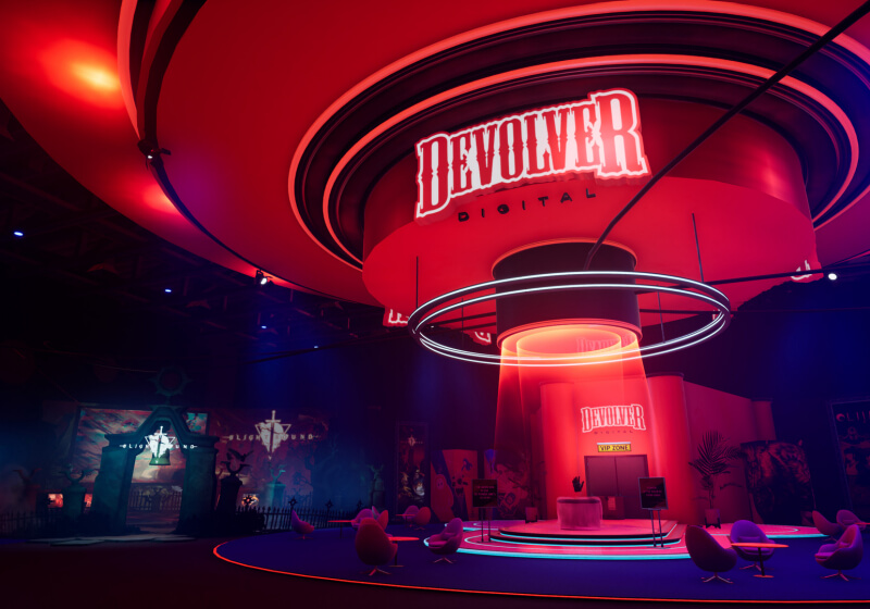 Devolver Digital launches interactive experience to explore its new game 1