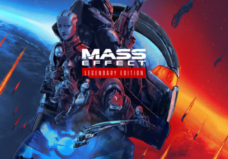 Mass Effect Legendary Edition is a remaster of the original trilogy launching in 2021