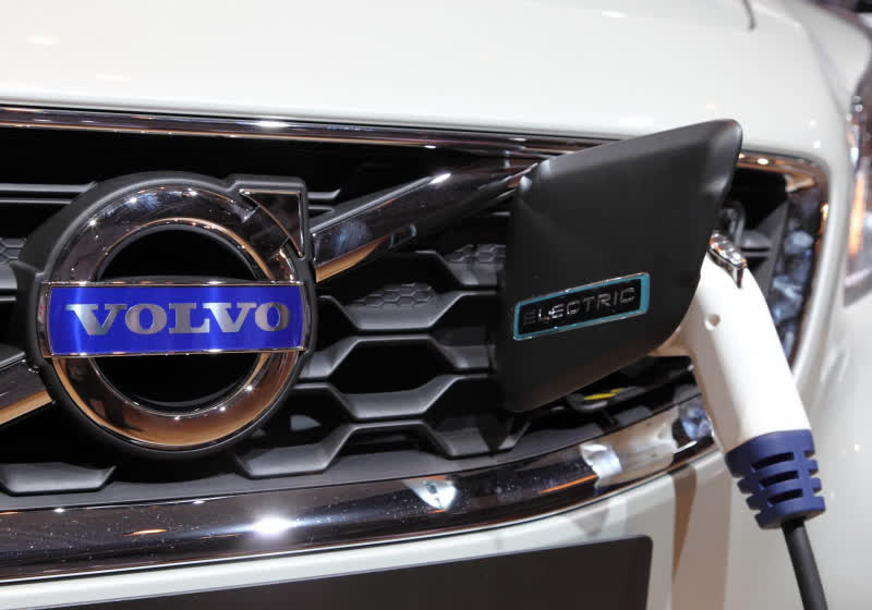volvo will only sell all-electric vehicles2030, is