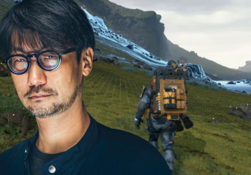 Hideo Kojima says PC gamers are vocal and opinionated about games, but he has a lot of affection for the platform