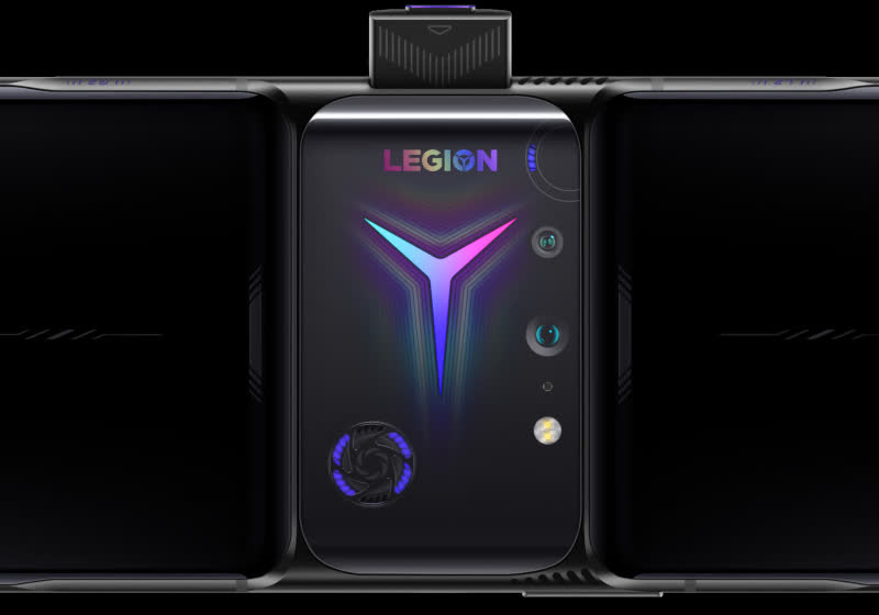Lenovo's Legion Phone Duel 2 is engineered for landscape-first gaming