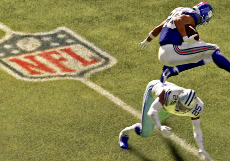 EA patent for a 'dynamic difficulty adjustment' system has been approved