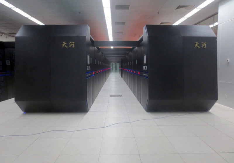 US adds seven more Chinese supercomputing entities to blacklist