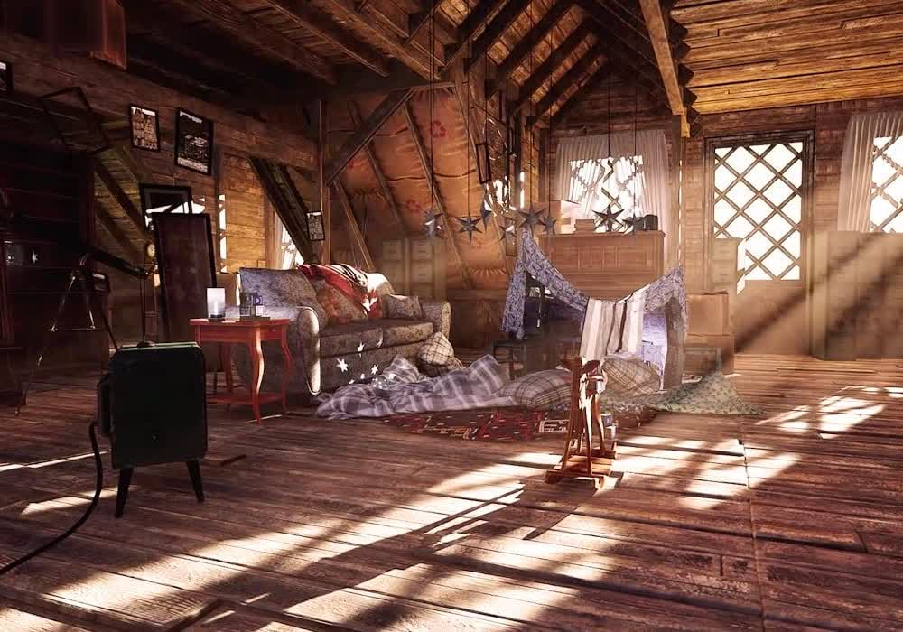 Download Nvidia's Unreal Engine RTX DLSS interactive demo