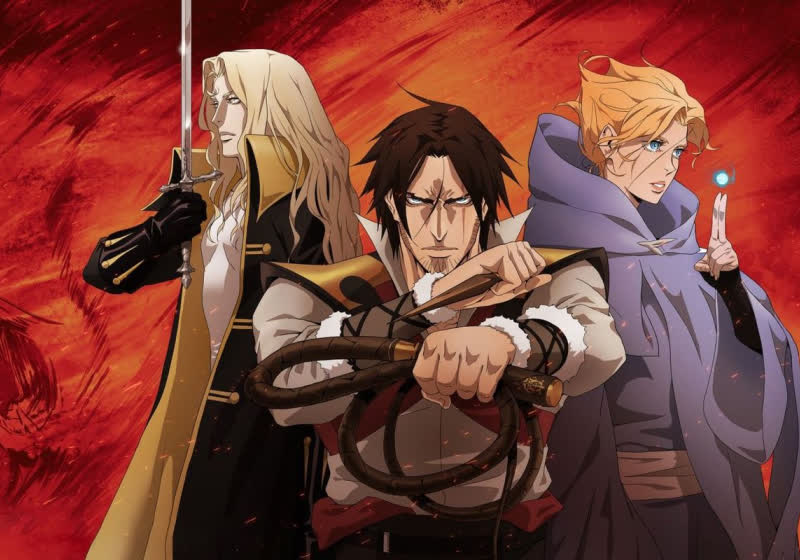 Netflix is ending its Castlevania animated series, but a new show in the same universe could replace it