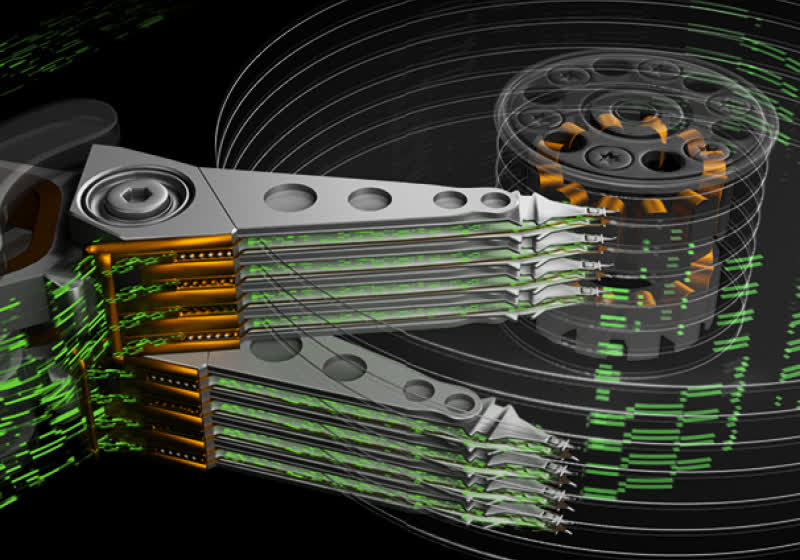 Seagate shares data sheet for hard drives based on Mach.2 dual actuator technology