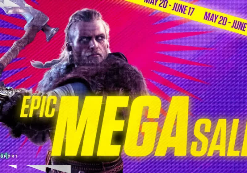 Epic Games Store's Mega Sale is back with unlimited '10% off' coupons, huge discounts, and NBA 2K21 giveaway