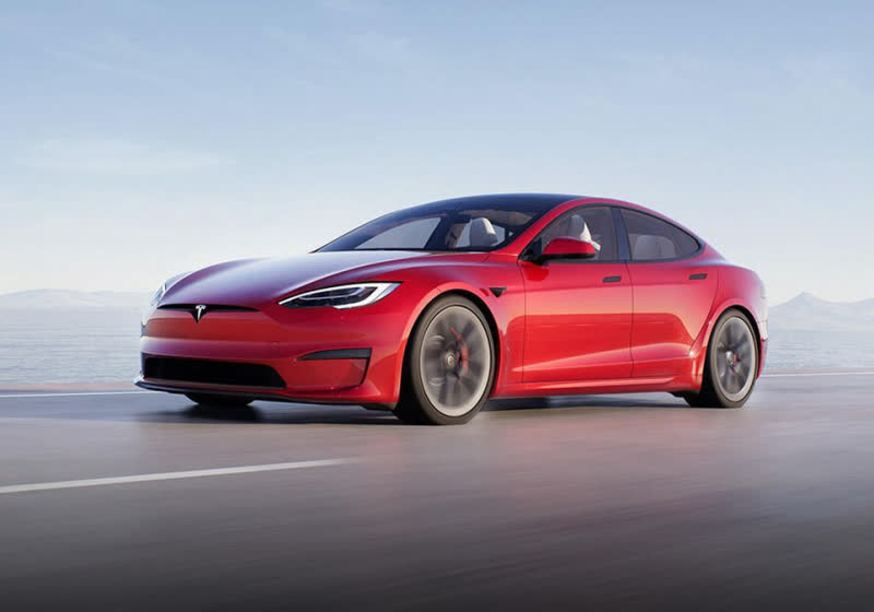 Tesla shows the Model S Plaid, the fastest production car ever made