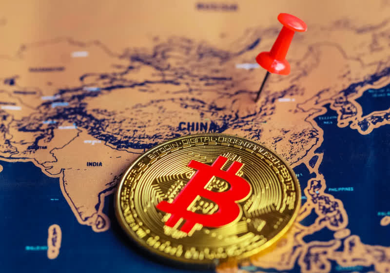 China declares all cryptocurrency transactions illegal, Bitcoin price plummets
