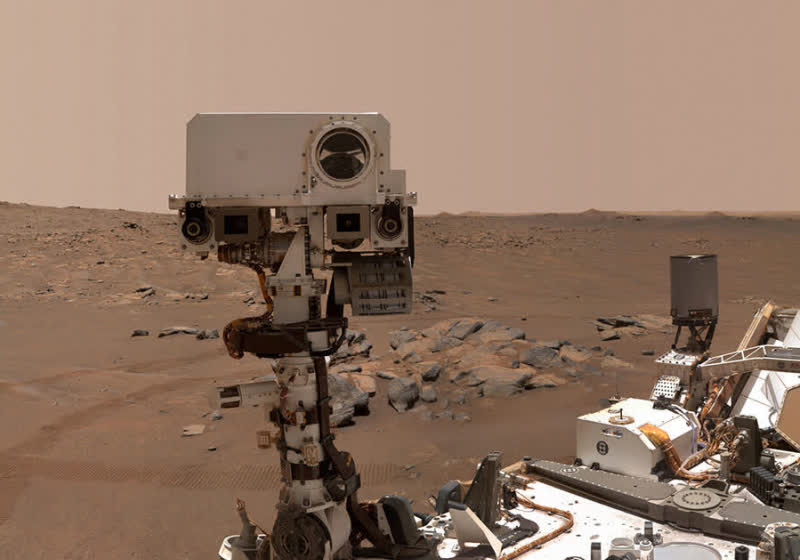 Communication with Mars rover has been restored after multi-week blackout - TechSpot